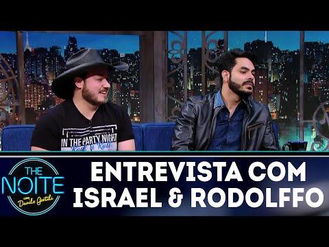 Entrevista com Israel & Rodolfo | The Noite (20/06/18)