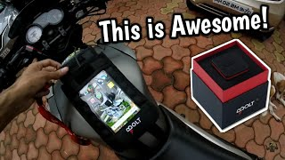 How To Charge Mobile Phone On Motorcycle Battery? (Hindi) Bolt Motorcycle Charger | Dropped My Bike