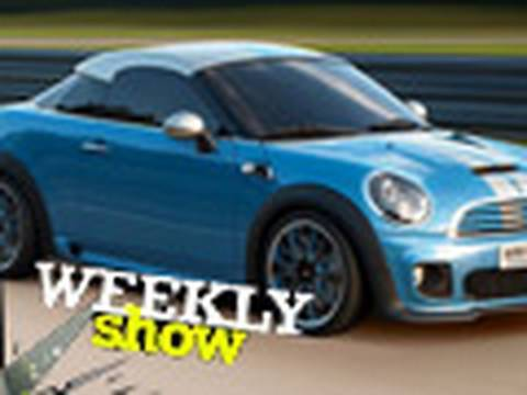 Mini Coupe Concept, Noble M600, Citroen DS3, Maserati GranCabrio by Sky Motoring