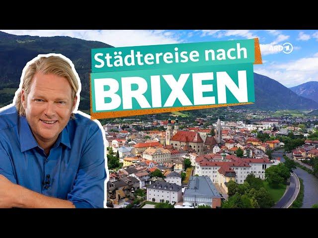 Brixen – Kulinarische Reise nach Südtirol | WDR Reisen