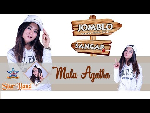 Video dan Lirik lagu Dangdut Koplo Jomblo Sangar - Mala Agatha