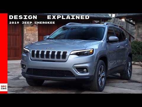 2019 Jeep Cherokee Design Features Explained Youtube