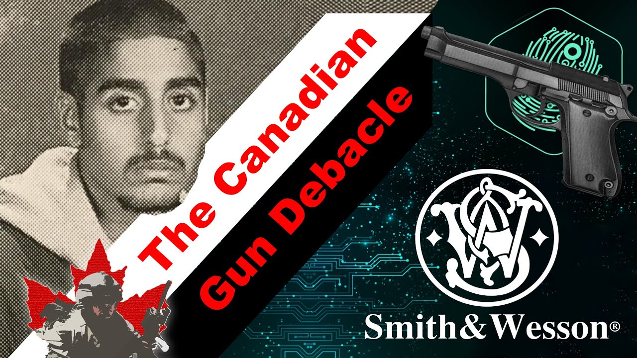 Why Gunmaker Smith & Wesson must pay $150M? Danforth Shooter and Gun in Canada