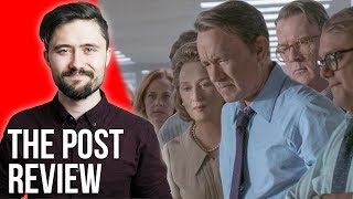 The Post review: Spielberg, Hanks & Streep take on Trump! AWARDS SEASON 2018