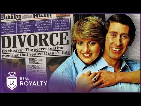 Princess Diana's Life After Charles | Fourteen Weddings And A Divorce | Real Royalty