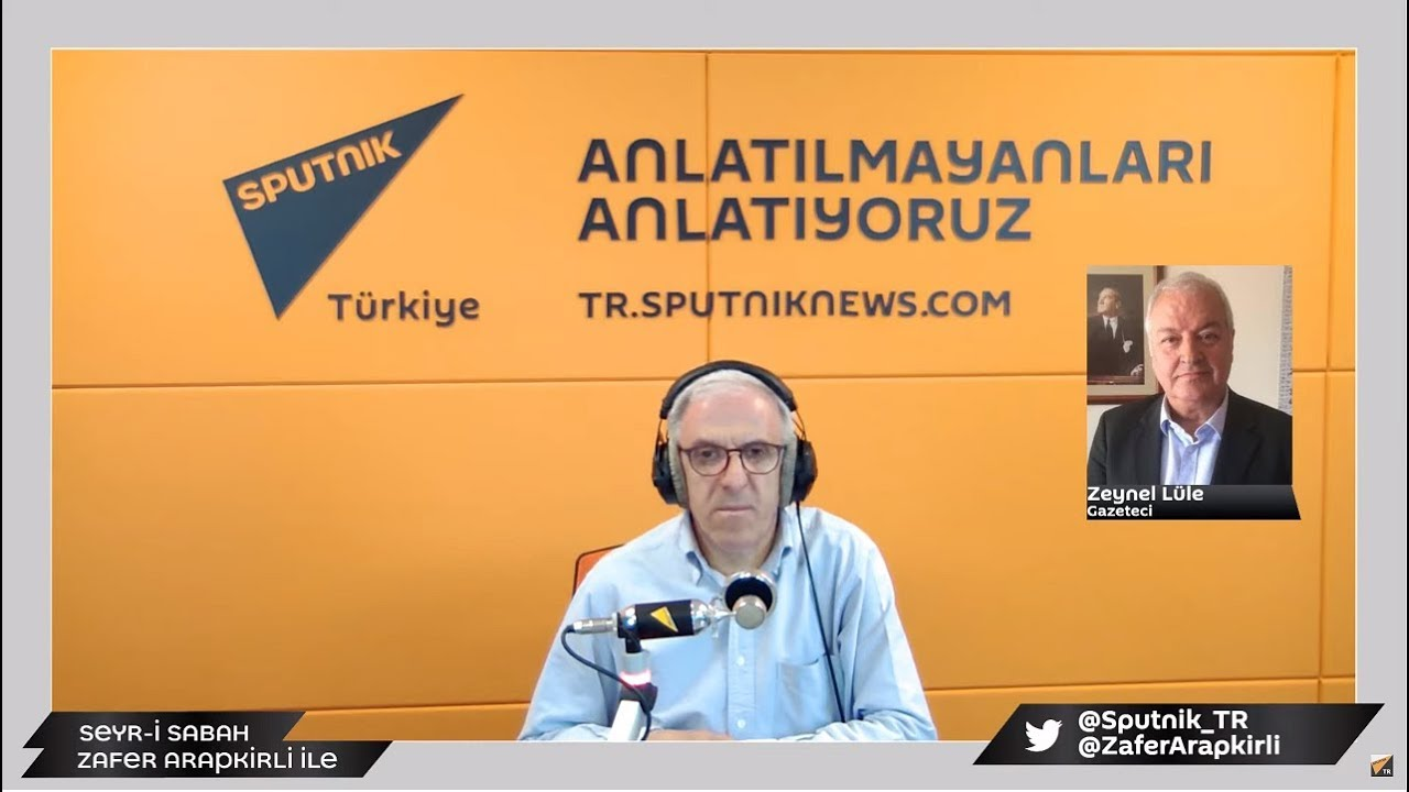 Zafer Arapkirli ile Seyr-i Sabah: Avrupa Parlamentosu seçimleri