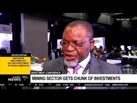 Mining sector gets huge investment pledges