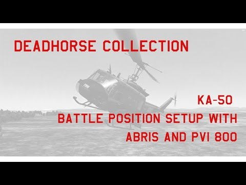 Deadhorse Collection   Battle position + Abris + PVI