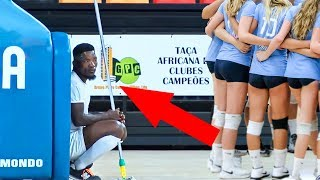 10 FUNNY MOMENTS WITH BALL BOYS IN SPORTS