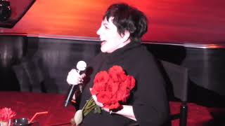 Liza Minnelli New York New York 2018