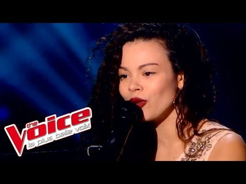 London Grammar – Wasting My Young Years | Léa Tchéna | The Voice France 2015 | Blind Audition