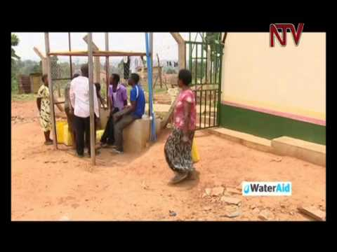 WaterAid Uganda responds to water and sanitation challenges in Kampala slums
