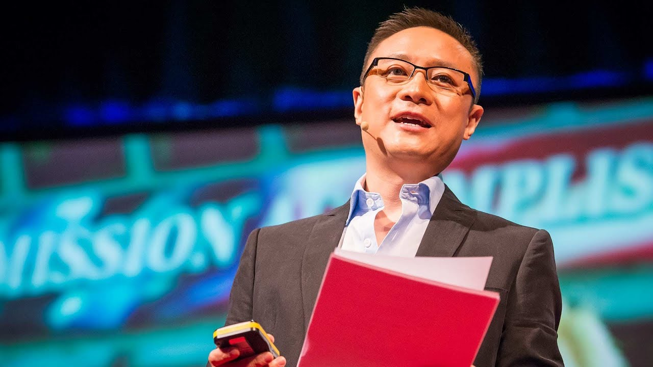 TED Day One: Elite Idealists Push Back Against Politics