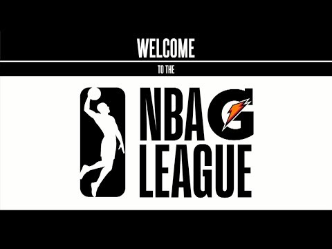 Welcome to the NBA G League!