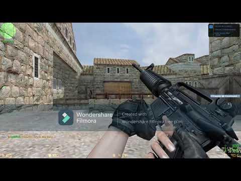 Counter Strike: Condition Zero | Tour Of Duty Easy | De_cobblestone Segmented