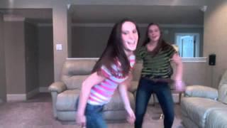 white girl mix dances