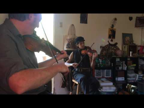 Fiddle Jam with Titus Waldenfels & Ian Stewart