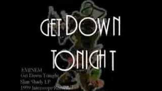 Eminem Get Down Tonight