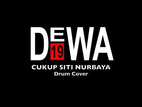 Cukup Siti Nurbaya - Dewa19 - Drums Cover w/ Alesis DM10