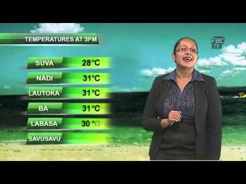 Fiji Weather Forecast
