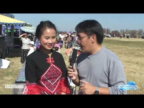 Suab Hmong ET: Exclusive interviewed Ma Shoua Lee, a Hmong female singer