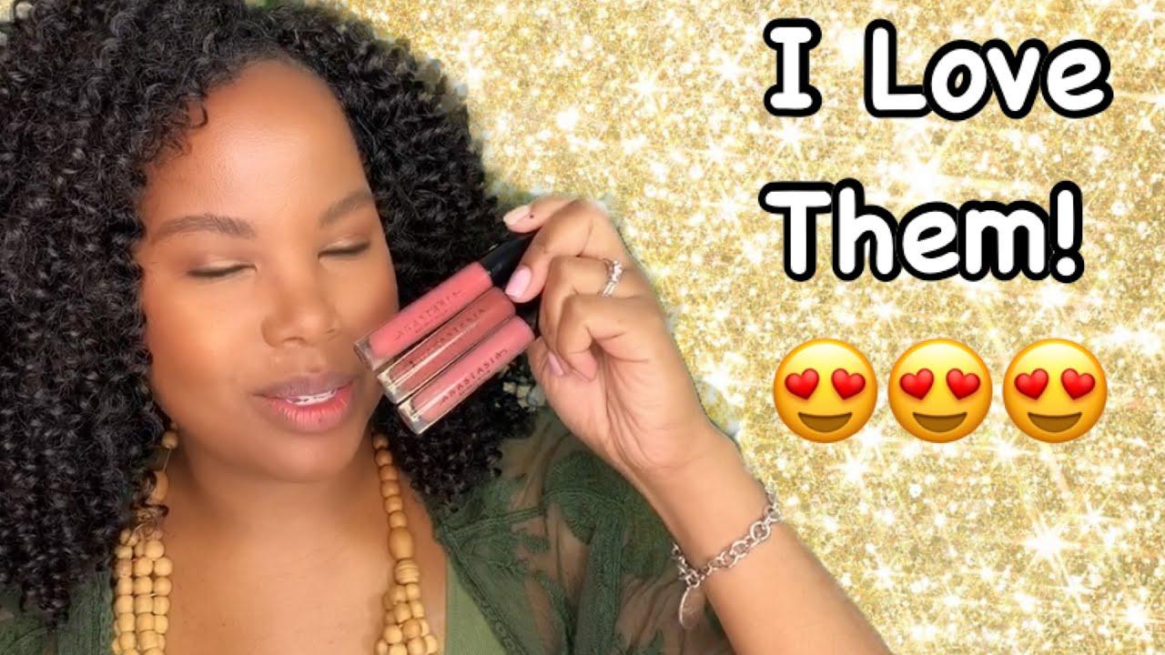 My Favorite Nude Lipsticks & Lip Glosses - YouTube
