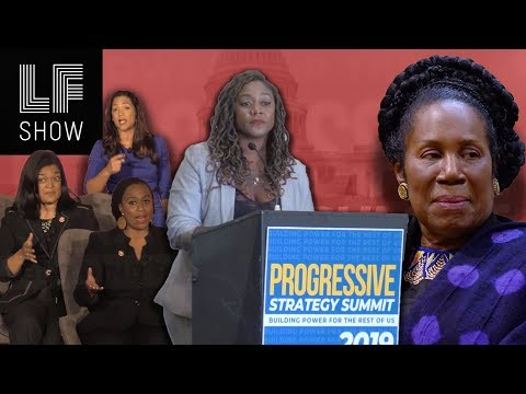 Women of Color Lead the Way: Progressive Strategy Summit 2019 PLUS Civil Disobedience w/ Jane Fonda