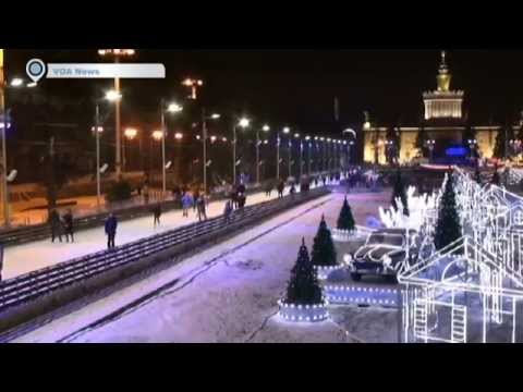Falling Ruble Hits Russian Business: VOA reports on Russian economy hurt by oil prices and sanctions