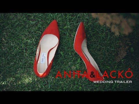 Anita & Lackó Esküvői Előzetes - 2017. Pannonhalma, Győr, Hungary - wedding trailer