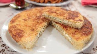 Peynirli Kadayıf Böreği