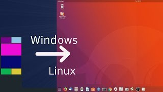 Moving, Migrating, Switching People From Windows To Linux