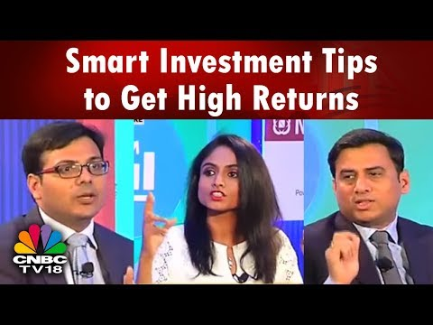 Smart Investment Tips to Get High Returns | Power Grid Corporation of India | NSE FinWiz Season 5
