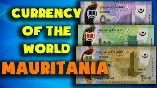Currency of the world - Mauritania. Mauritanian ouguiya. Exchange rates Mauritania