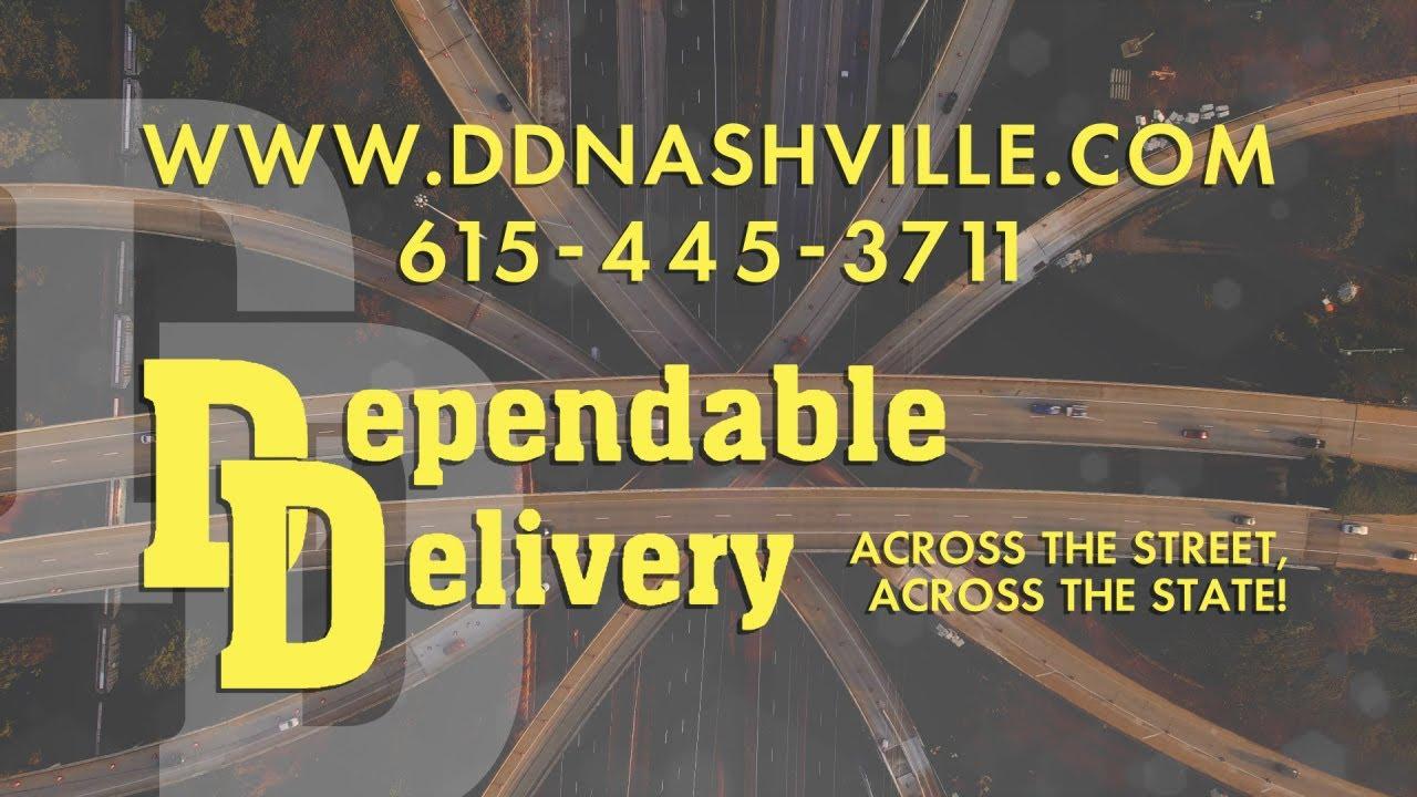Nashville Courier Service - Dependable Delivery - Nashville Courier Service