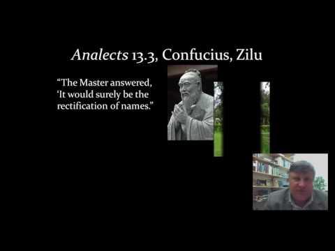 Confucius and Virtue