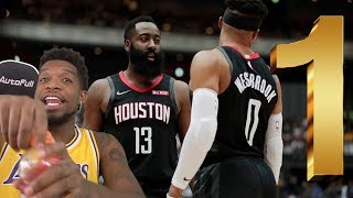 BEST DUO IN NBA! Houston Rockets vs Toronto Raptors - Full Game Highlights