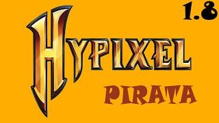 HYPIXEL PARA  PIRATA V1 1.8.x -Maros-