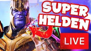 ALL ABOUT THE MARVEL SUPERHEROES!! 2,000 VBUCKS GIVE AWAY! Fortnite Battle Royale LIVE