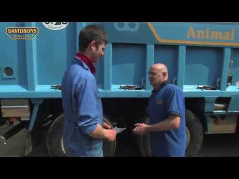 Behind the Scenes at Davidsons Animal Feeds (with William Davidson)