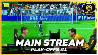 PLAY-OFFS #1 I eDivisie 2019-2020 FIFA20