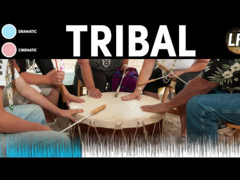 Dramatic Tribal Background Instrumental | Royalty Free Music