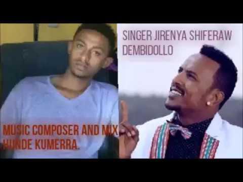 Jireenya Shiferaw. DAMBIDOLLO. new oromo music 2017