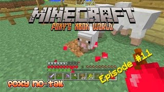 Minecraft Xbox [11] - Bringing in the sheep