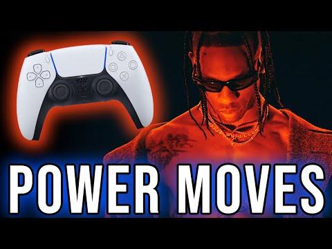 So, Travis Scott ALREADY HAS A PlayStation 5