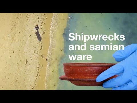 Shipwrecks and samian ware: commissioning art with Turner Contemporary