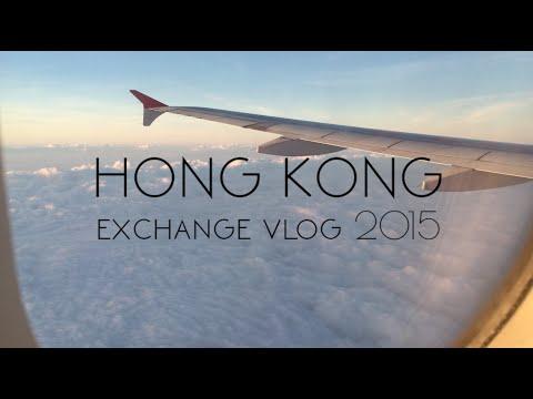 Hong Kong Exchange VLOG | 2015