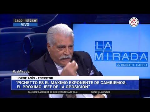 Jorge Así con Roberto García
