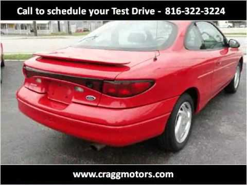 2000 ford escort used cars belton mo youtube