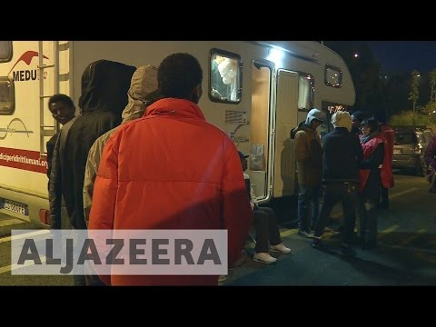 Refugee crisis: Rome lacking shelters and reception centres