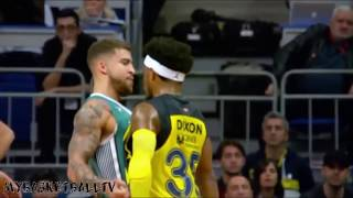Bobby Dixon Highlights Euroleague 2016 2017 Full HD